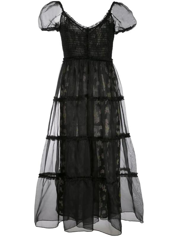 Cinq À Sept Quinn Dress In Black