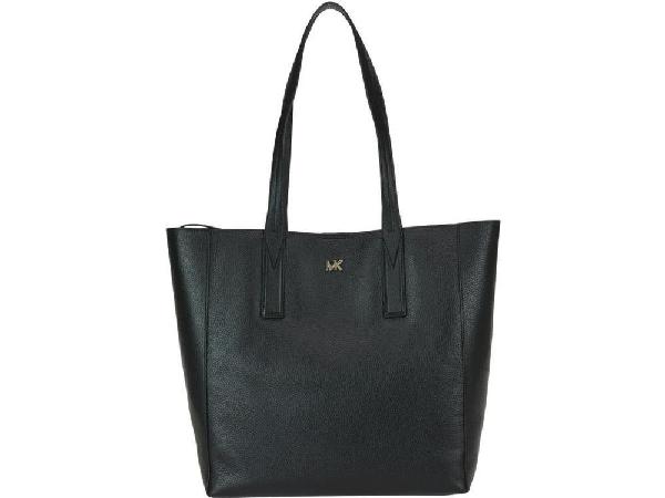 Michael Michael Kors Junie Tote Bag In Black