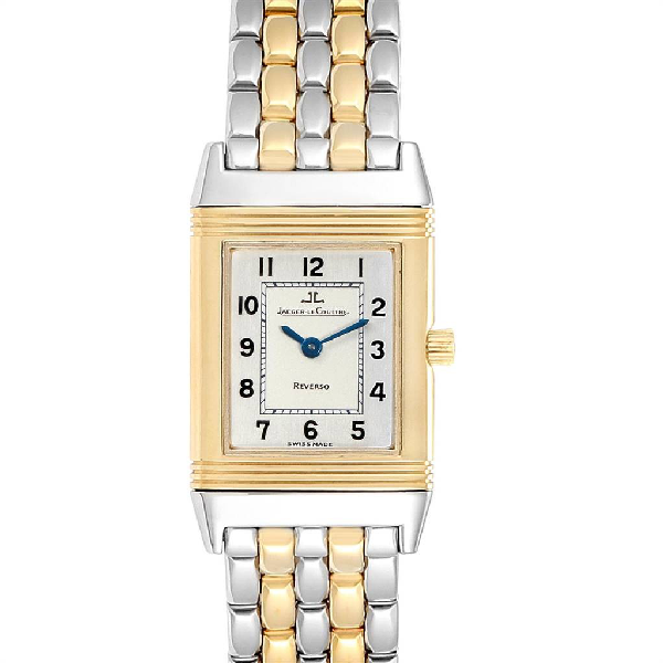 Jaeger-lecoultre Reverso Steel Yellow Gold Ladies Watch Q2605110 In Not Applicable