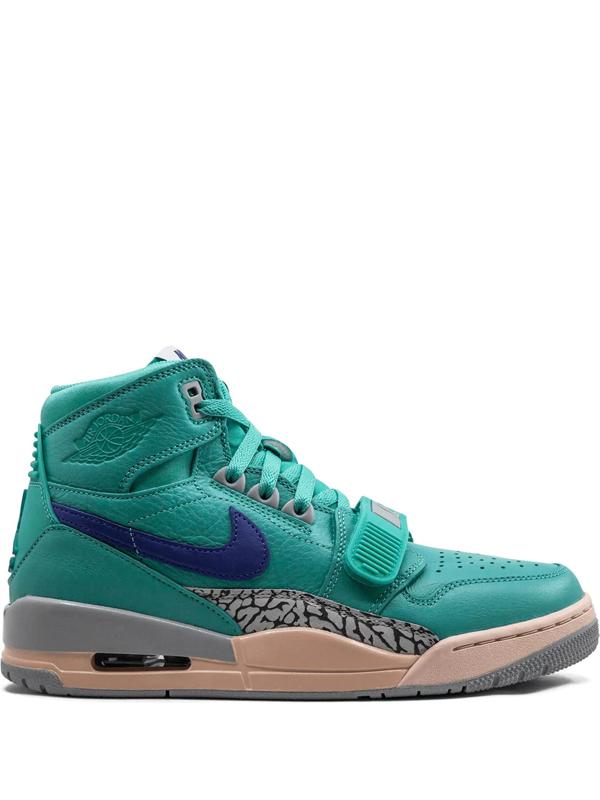Jordan Air  Legacy 312 Sneakers In Blue
