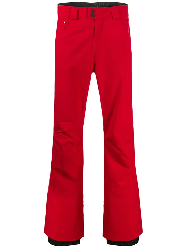 Rossignol Palmares Ski Trousers In Red
