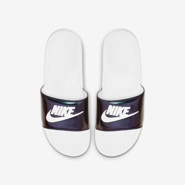 Nike Benassi Jdi Se Men's Slide In White