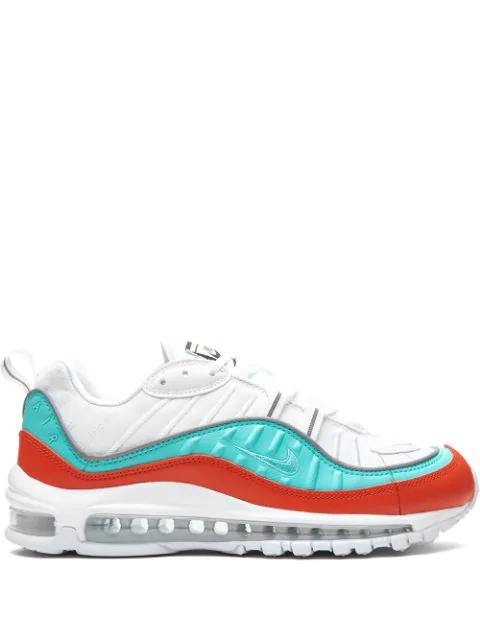 Nike Air Max 98 Se Women's Shoe (cosmic Clay) - Clearance Sale In White