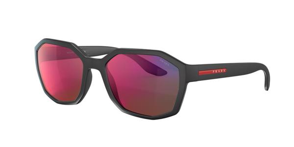 Prada Sunglasses, Ps 02vs 57 In Red