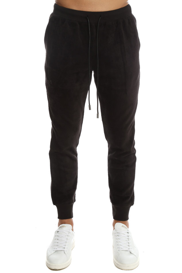 Atm Anthony Thomas Melillo Men's French Terry Jogger Pants In Black