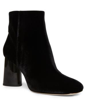 Kate Spade New York Women's Reenie Square-toe Booties In Black