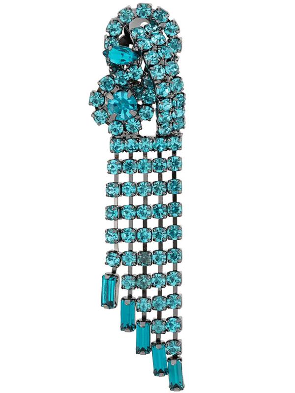 Rachel Comey Rerun Earrings In Blue