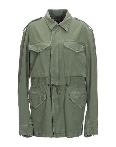 Adaptation Jackets In Military Green