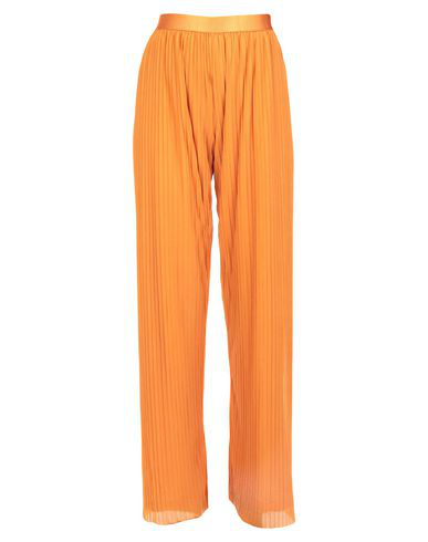 Gestuz Vicky Wide Trousers In Burnt Orange
