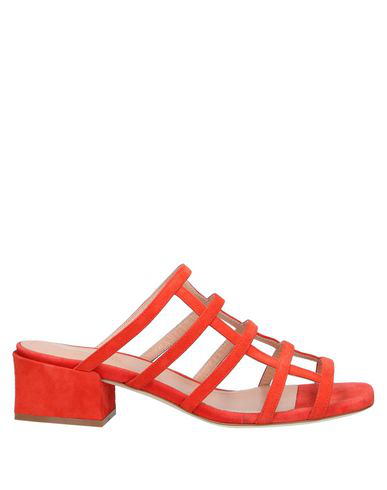 Liviana Conti Sandals In Red