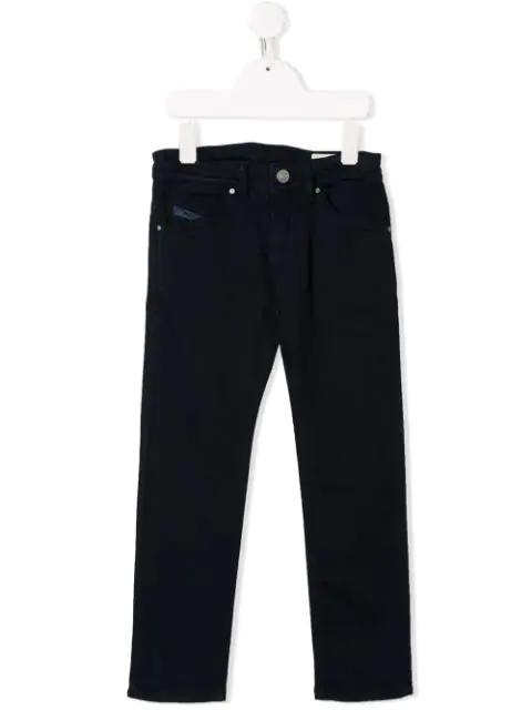 Diesel Kids' Slim Jogg Jeans In Blue
