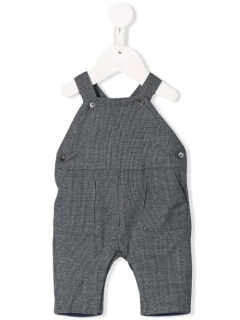 Knot Babies' Jerome Overall In Blue