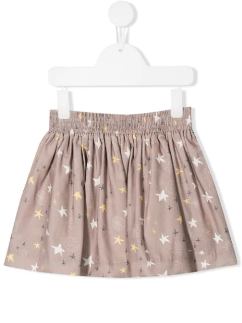 Knot Kids' Distant Skirt In Pink
