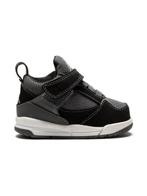 Jordan Kids' Flight 45 Sneakers In Grey
