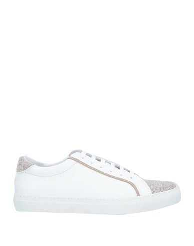 Eleventy Sneakers In White