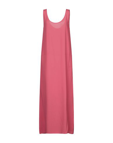 Crossley Long Dress In Coral