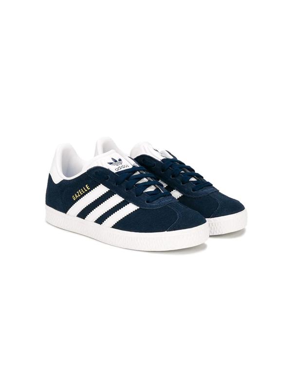 Adidas Originals Kids' Adidas Gazelle C Sneakers By9162 In Blue