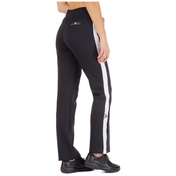Adidas By Stella Mccartney Women's Sport Tracksuit Trousers In Nero