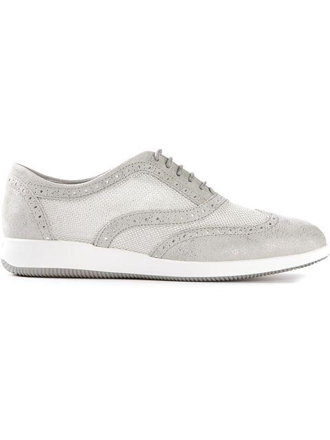 Hogan 'Dress X-H209' Shoe In Grey