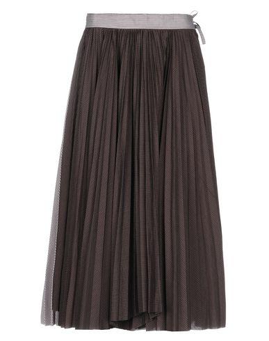 Jejia Midi Skirts In Dark Brown