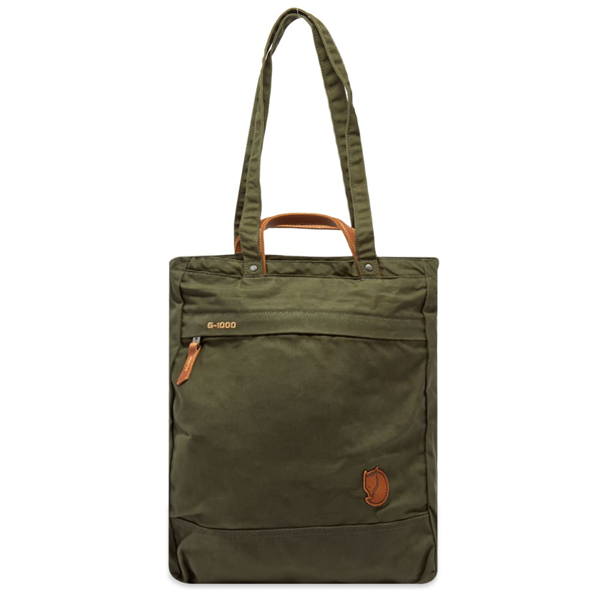 Fjall Raven 'totepack No.1' Water Resistant Tote In Green