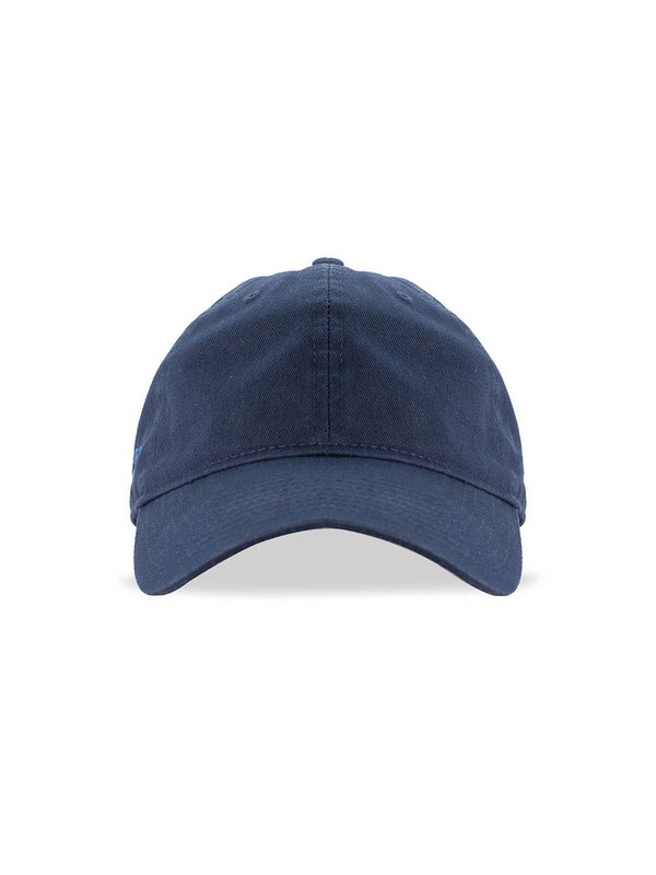 Blu Scarpa Capello Baseball Cap In Blue