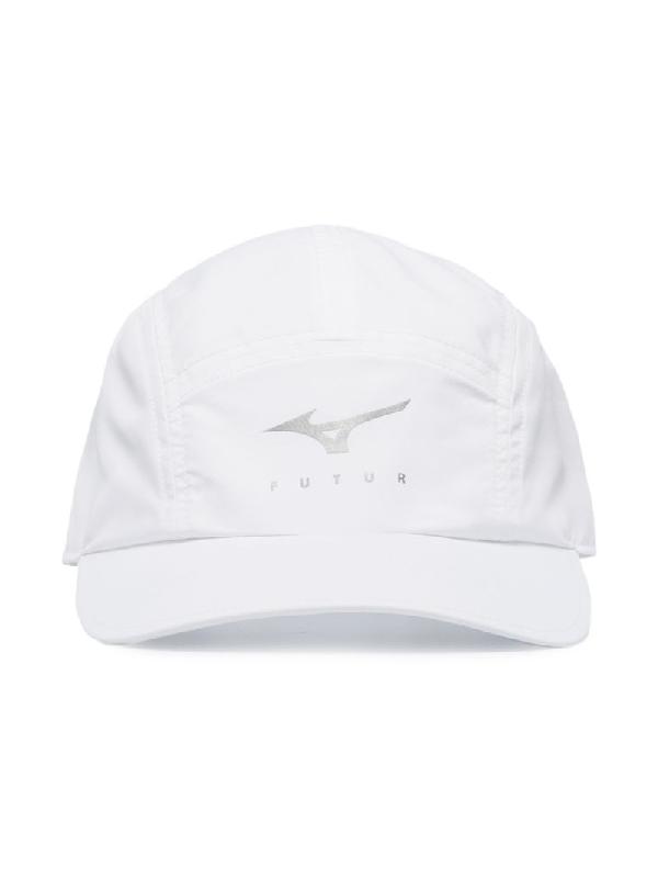 Mizuno X Futur Baseballkappe Mit Logo In White