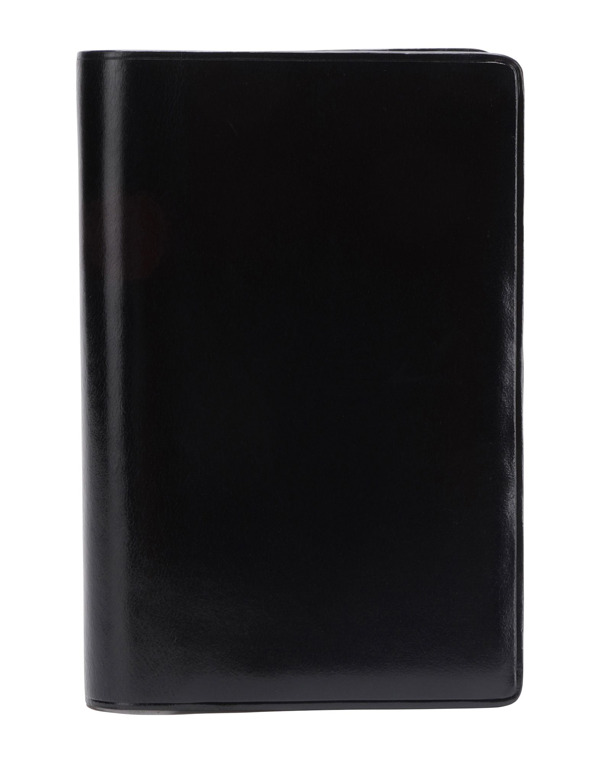 Il Bussetto Document Holder In Black