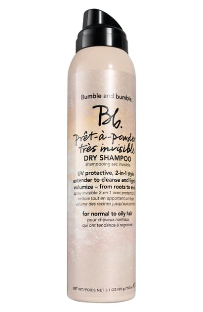 Bumble And Bumble Bb. Pret-a-powder Tres Invisible (nourishing) Dry Shampoo 7.5 Oz.