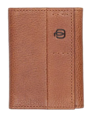 Piquadro Wallet In Brown