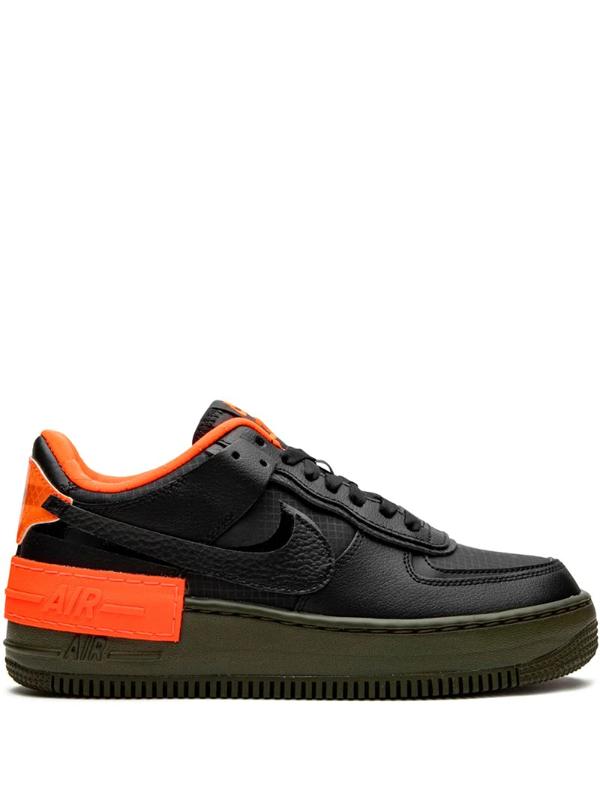 Nike Af1 Shadow Low-top Sneakers In Black