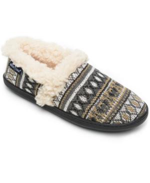 Minnetonka Dina Slipper Women's Shoes In Tan