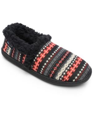 Minnetonka Dina Slipper Women's Shoes In Black
