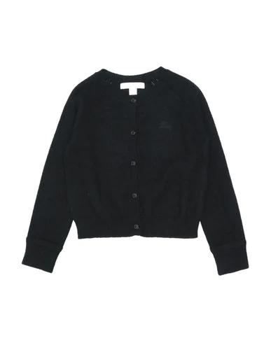 Burberry Kids' Cardigan In Black