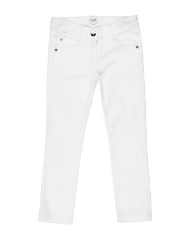 Parrot Kids' Casual Pants In White