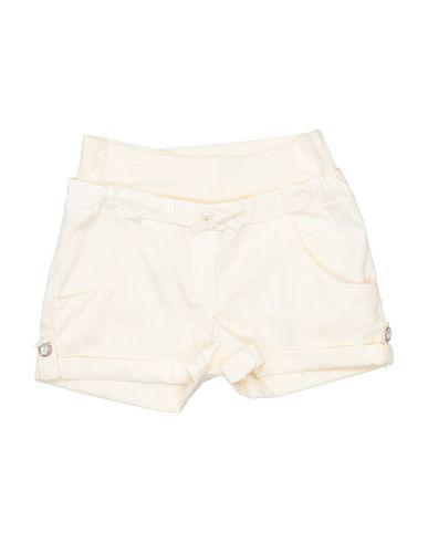Manila Grace Kids' Shorts In Ivory