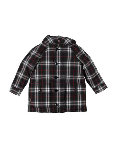 Burberry Kids' Down Jacket In Black