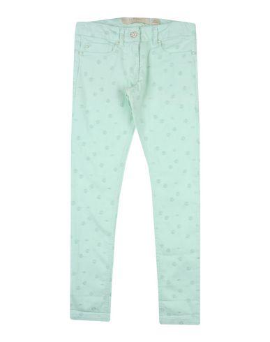 Elsy Kids' Jeans In Light Green