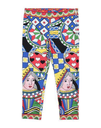 Dolce & Gabbana Kids' Leggings In Red