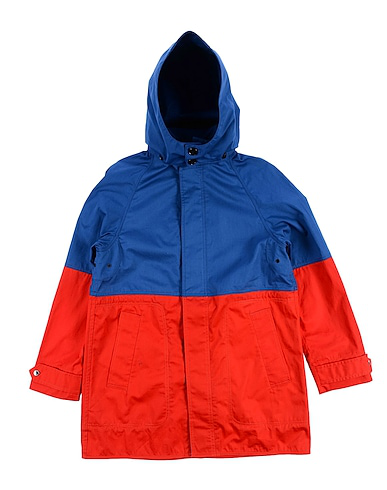 Burberry Kids' Full-length Jacket In Pastel Blue