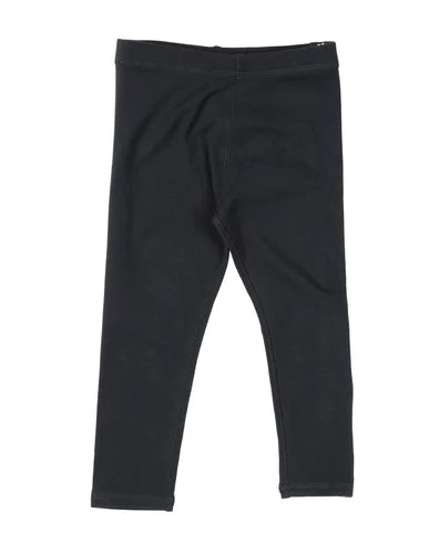 Burberry Kids' Leggings In Black
