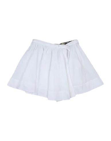 Burberry Kids' Skirt In White