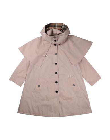 Burberry Kids' Full-length Jacket In Light Pink