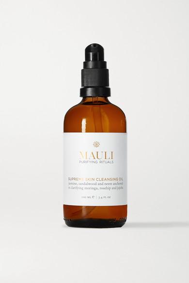 Mauli Rituals Supreme Skin Cleansing Oil, 100ml In Colorless