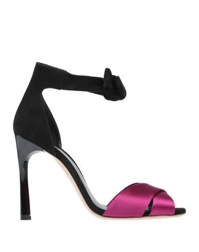 Gianni Marra Sandals In Fuchsia