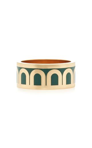 Davidor L'arc 18k Gold Ring In Green
