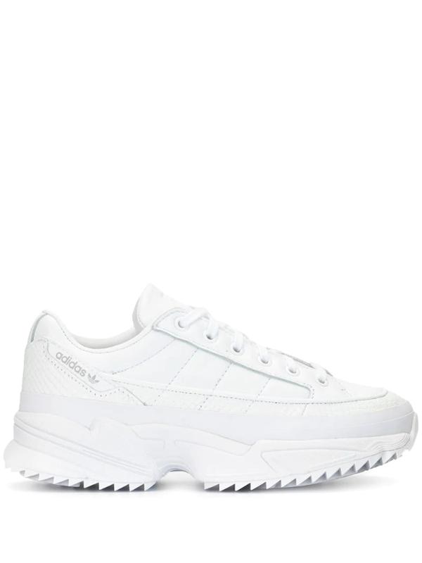 Catástrofe Hecho para recordar mar Mediterráneo  Adidas Originals Women's Kiellor High-top Platform Sneakers In White |  ModeSens