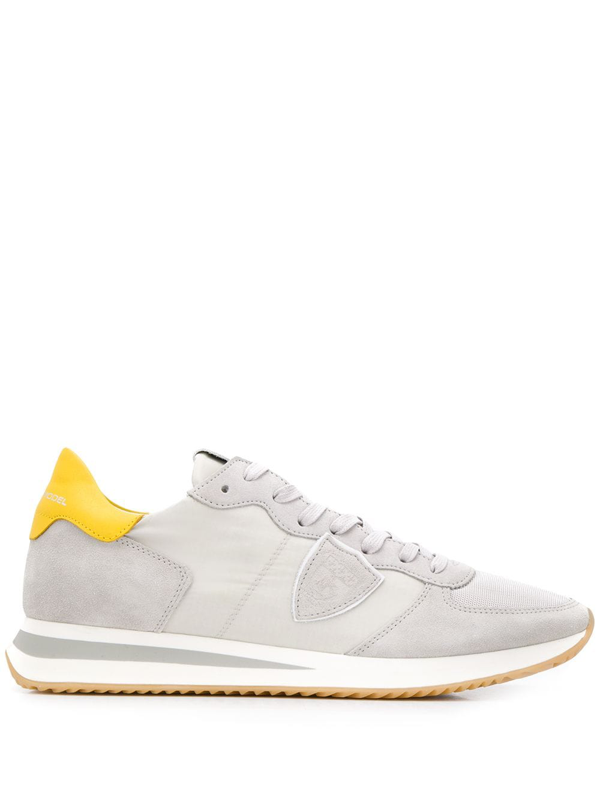Philippe Model Trpx Mondial Sneakers In Grey