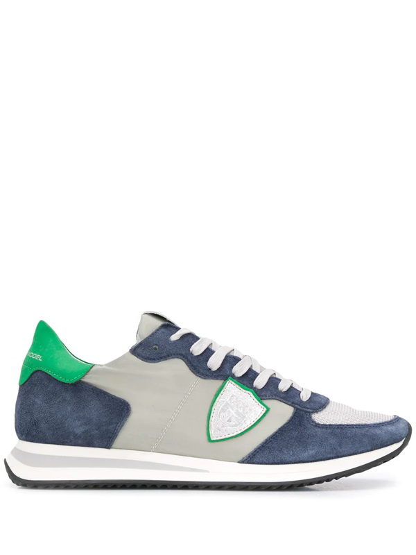 Philippe Model Trpx Mondial Sneakers In Grey