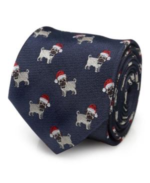 Cufflinks Inc. Cufflinks Inc Santa Pug Men's Tie In Multi